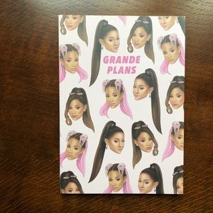 Ariana Grande Notebook. New!